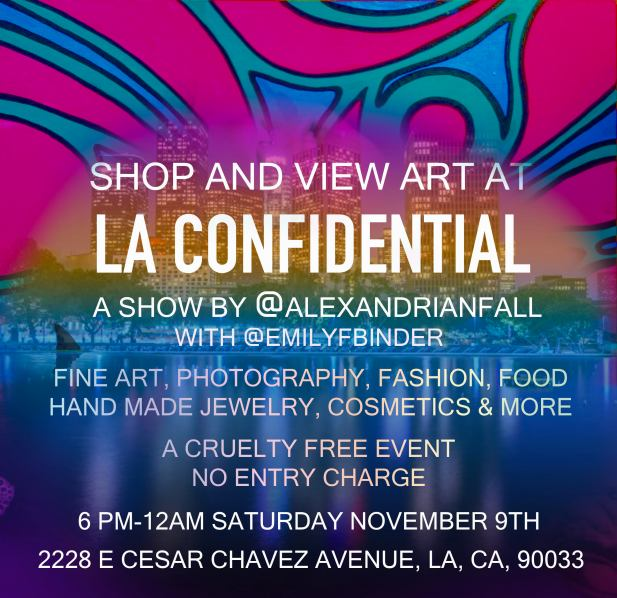 LA Confidential Flyer